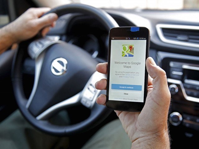 Users can add notes such as the parking lot floor or even add pictures to remind them of the surroundings.  PHOTO: REUTERS
