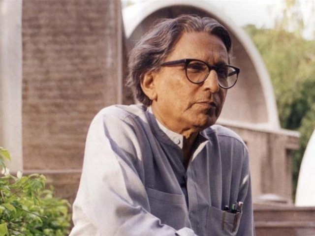 Balkrishna Doshi is the 2018 Pritzker Prize victor