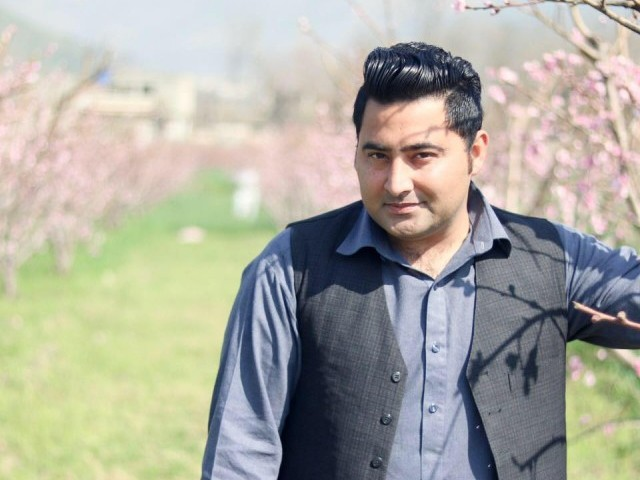 Journalism student Mashal Khan was shot and brutally lynched on campus on April 13. PHOTO: FACEBOOK
