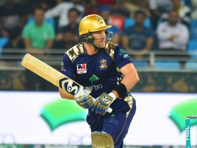 HEALTHY CHALLENGE: Shane Watson has said that the PSL offers high-quality of cricket to the players and the spectators which make it one of the best domestic T20 tournaments around the globe. PHOTO COURTESY: PSL
