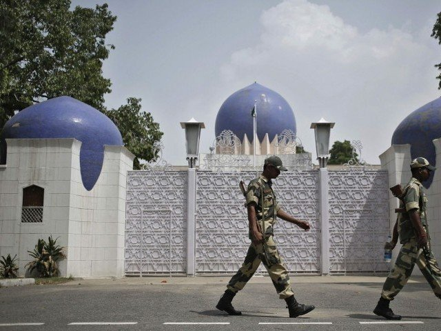 Pakistan alleges India harassing its diplomats