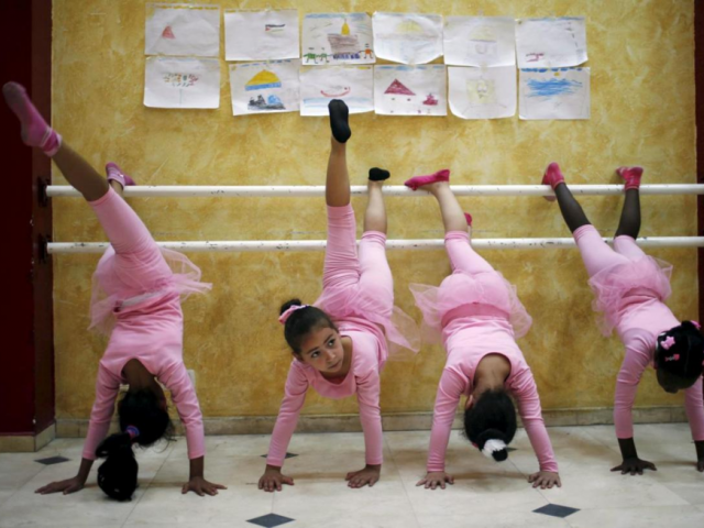 "Punjab govt terms public dancing an ""immoral act"". PHOTO: REUTERS"