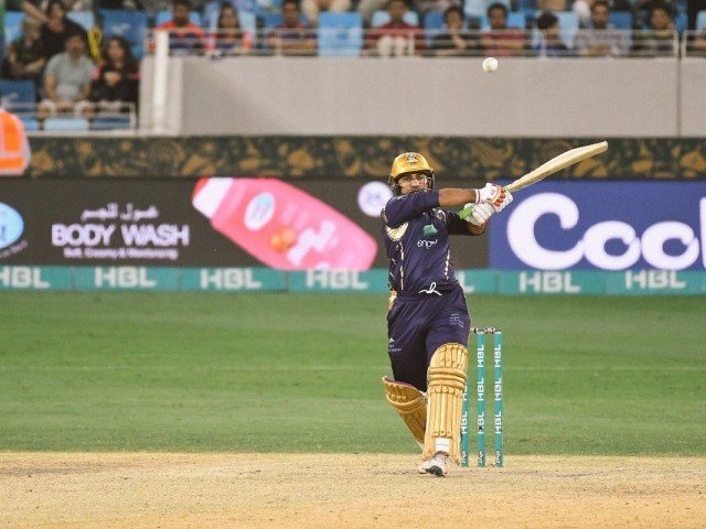 Defying the odds: Quetta have once again been punching above their weight and are odds on to qualify for the playoffs, currently sitting 4 points ahead of fifth-placed Peshawar. PHOTO COURTESY: PSL