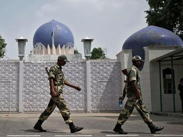 India, Pakistan accuse each other of harassing diplomats