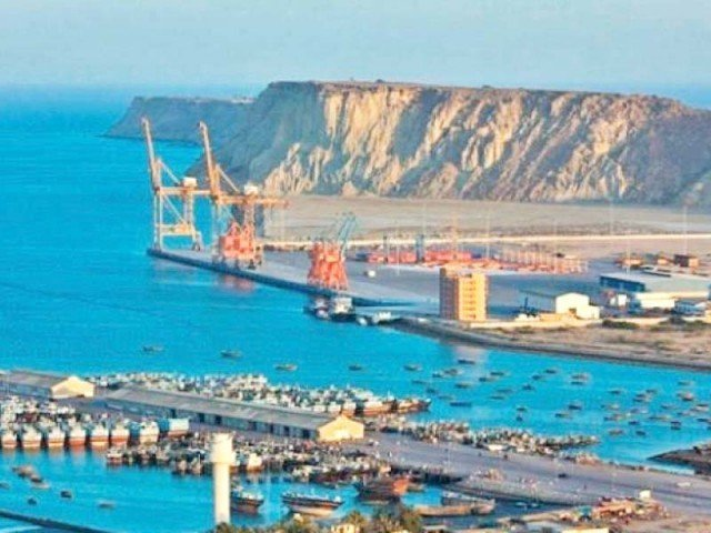The article claimed that so-called parent company of COPHC-Pakistan, China Overseas Ports Holding Limited, was a one-room company, registered in Hong Kong. PHOTO: FILE