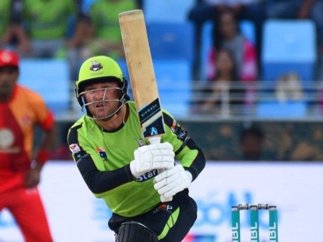 NO PAIN NO GAIN: Brendon McCullum believes if Lahore Qalandars can get a good system in place of how they want to play which ensures sustainable success in the future, then the current hardships are a small price to pay. PHOTO COURTESY: PSL