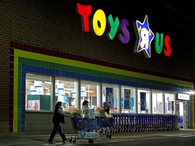 Toys 'R' Us To Honor Gift Cards For Next 30 Days