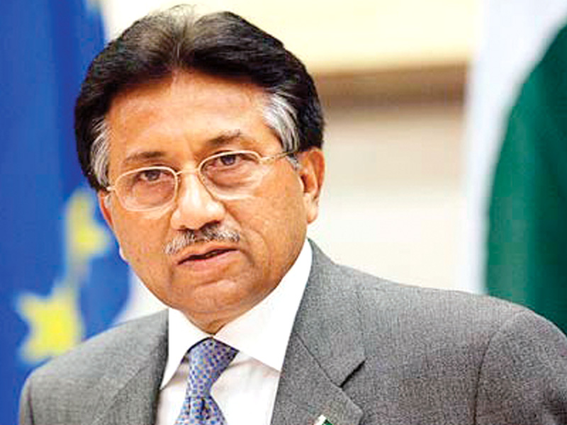 Pak court suspends Musharraf's passport, orders arrest