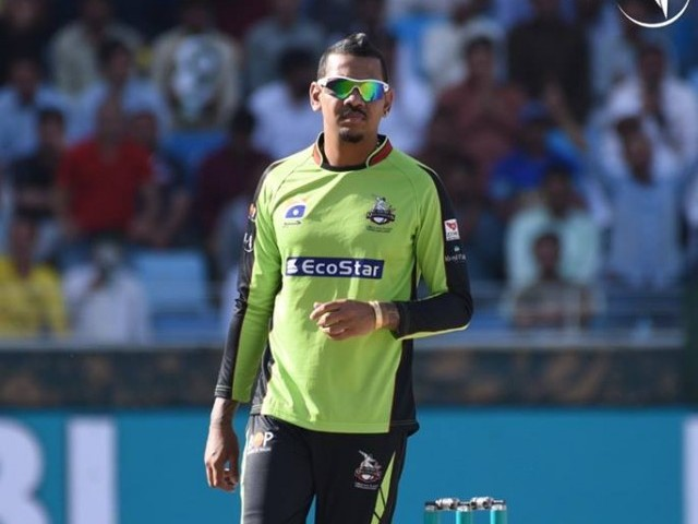 Spinner Narine reported for suspect action in PSL