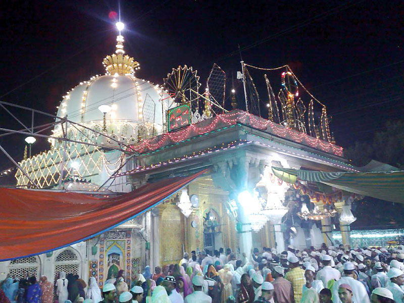 India yet to issue visas to pakistanis for urs at ajmer sharif the photo file altavistaventures Gallery