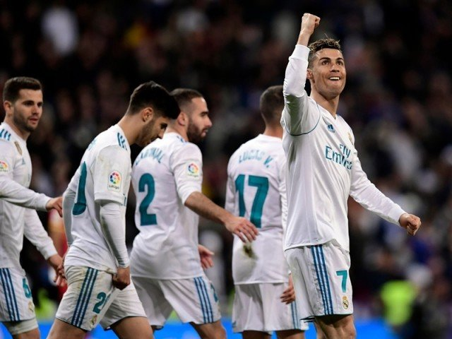 Ronaldo: I don't just say I'm the best, I prove it too