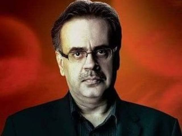 Dr Shahid Masood. PHOTO COURTESY: Twitter/Shahid Masood
