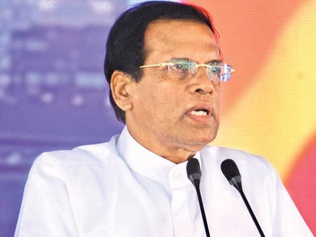 President Sirisena, chief guest at Pakistan Republic Day