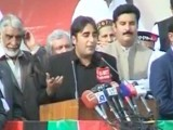 PPP chairman Bilawal says Imran Khan has what it takes to be crowned at a 'global fair of liars'. SCREENGRAB