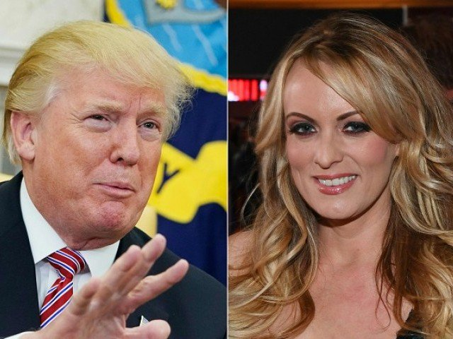 Judge rejects porn star's bid for Trump to give evidence