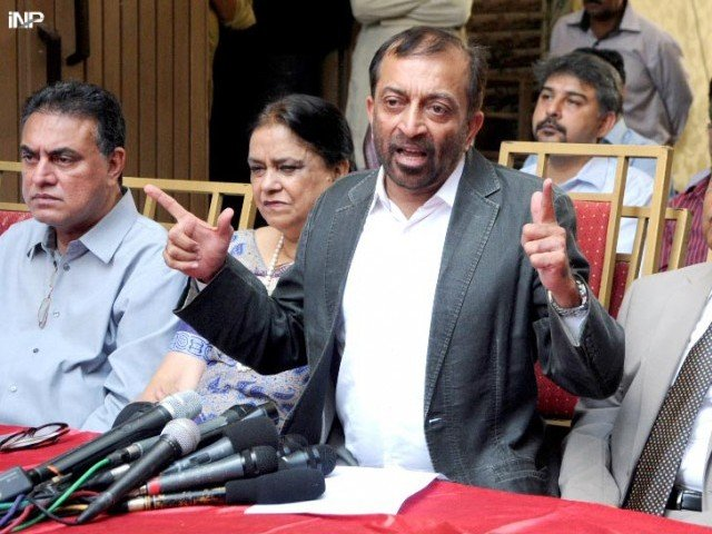 IHC restores Farooq Sattar as MQM-P Convener