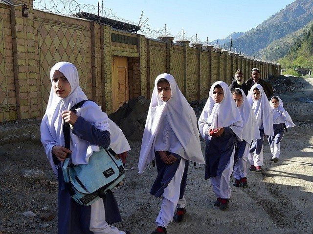 Malala visits her hometown in Swat Valley