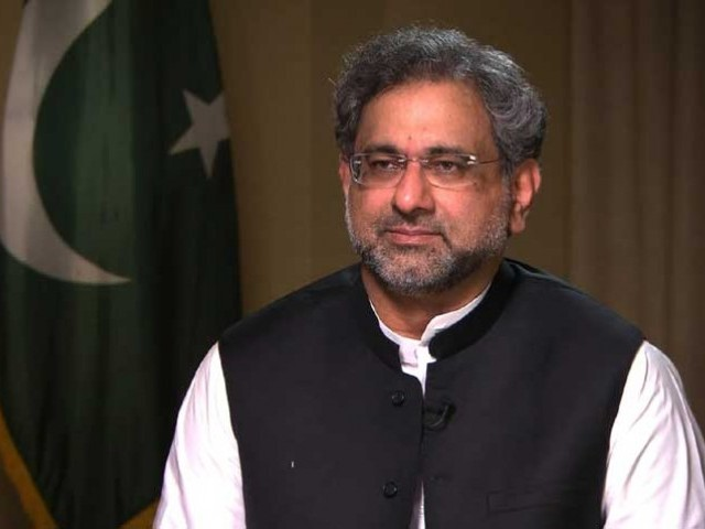 Leave decisions related to politics to people, says PM Abbasi