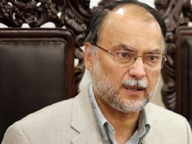 Economy would crash if political instability continues: Ahsan Iqbal