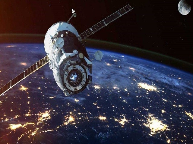 Chinese Space Ship 'Tiangong-1' Crashes Into Pacific Ocean