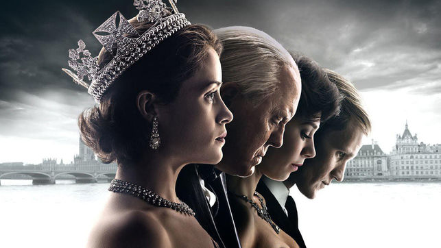 'The Crown' queen was paid less than her on-screen husband