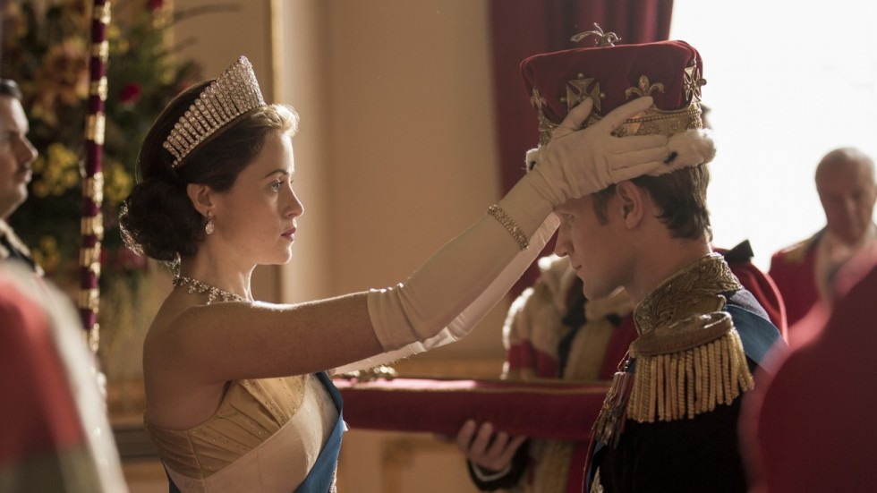 Foy paid less than co-star on 'The Crown'