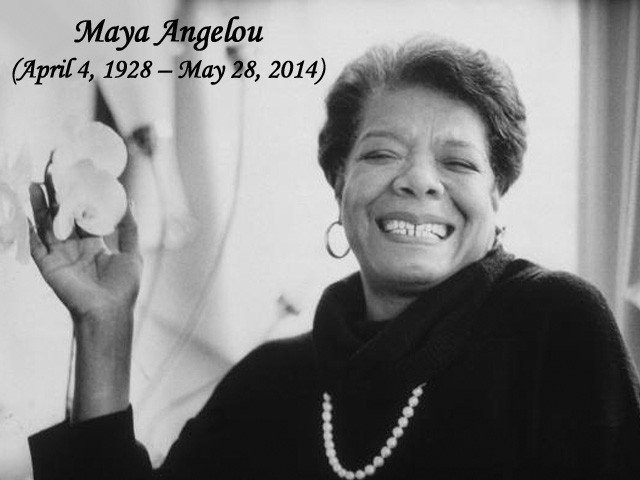 Maya Angelou's 90th Birthday Celebrated on Today's Google Doodle
