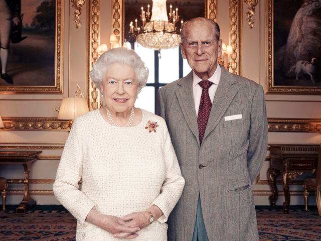 Queen Elizabeth's 96-year-old husband leaves hospital after hip replacement