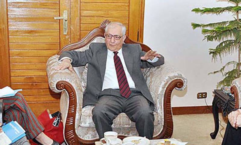 Balochistan Governor Muhammad Khan Achakzai. PHOTO: APP