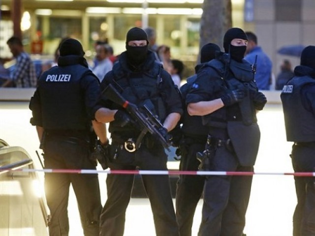 Van crashes into crowd in Germany killing two, injuring several