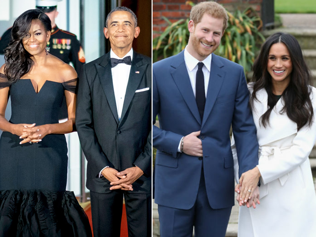 Were The Obamas Invited To The Royal Wedding.Obamas Trumps Not Invited To The Royal Wedding The Express Tribune