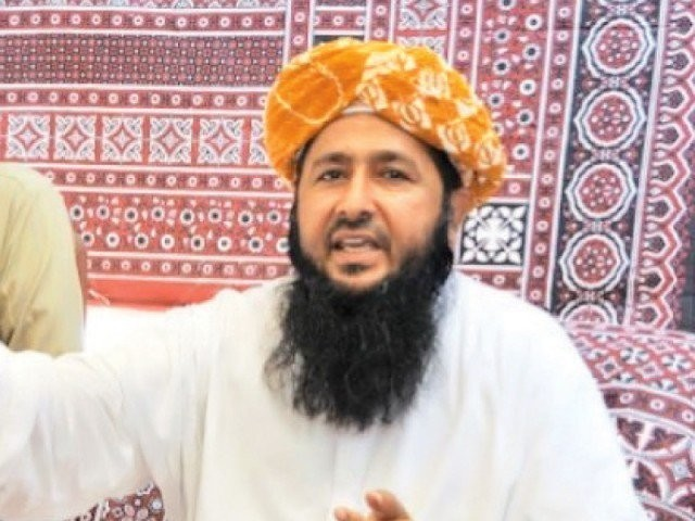 Slain JUI-F leader Dr Khalid Mehmood Soomro. PHOTO: FILE