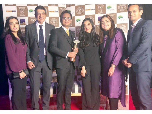 Telenor Pakistan won the 'best in telecommunications in Pakistan'   PHOTO: FILE