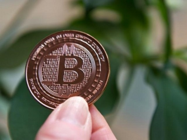 Bitcoin climbs to six-week high