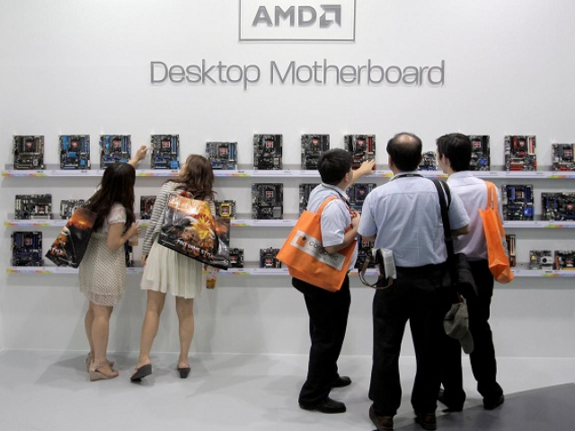 Advanced Micro Devices Shows No Signs of Slowing