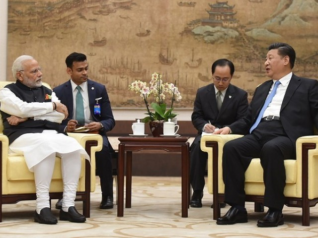 Modi, Xi Jinping agree maintain peace along border areas