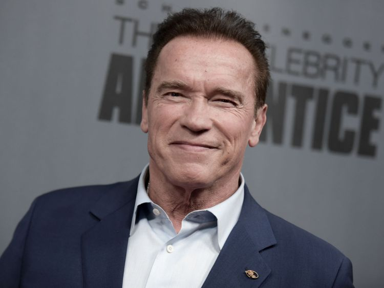 Arnold Schwarzenegger out of hospital after heart procedure