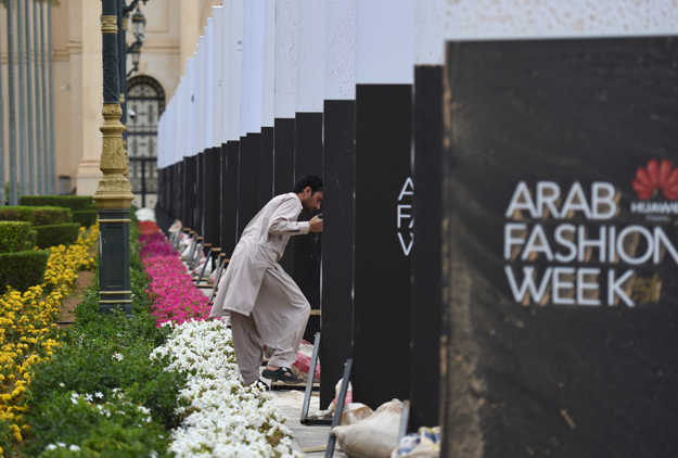 Making the Kingdom fashionable: Saudi Arabia hosts first-ever fashion week