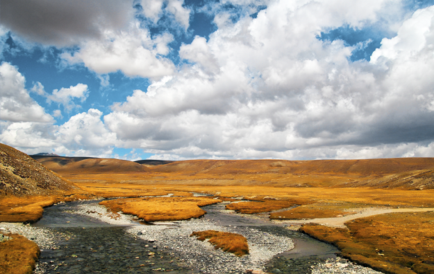 Deosai National Park. PHOTO: HASSAN SAJID
