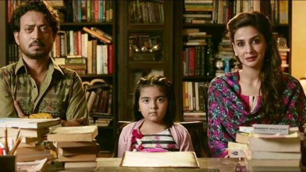 Saba Qamar's 'Hindi Medium' opens big in China