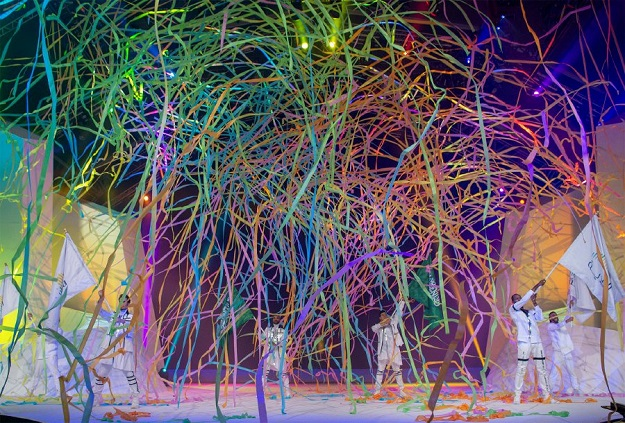 Launch ceremony in Riyadh of the multi-billion dollar entertainment resort, Qiddiya. PHOTO: REUTERS