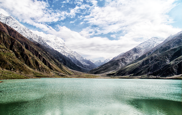 Saiful Muluk Lake. PHOTO: HASSAN SAJID