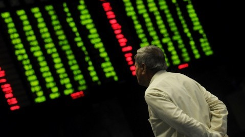 Benchmark index decreases 1% to close at 44,746.63. PHOTO: FILE