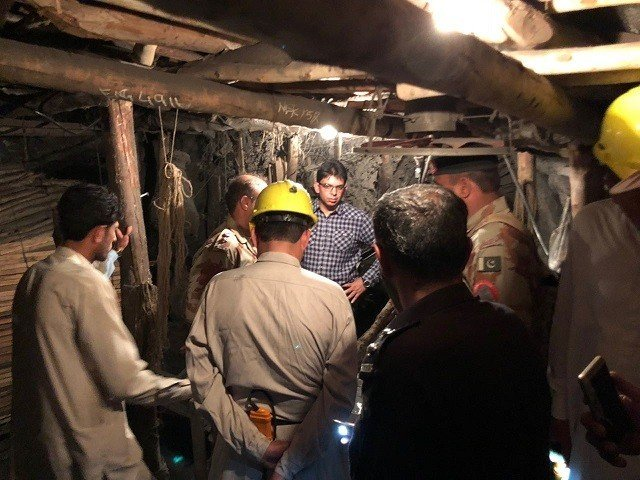 23 dead in methane blasts at two Pakistan coal mines