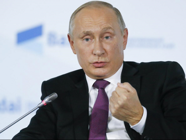 Putin has been in power since 1999  PHOTO: REUTERS