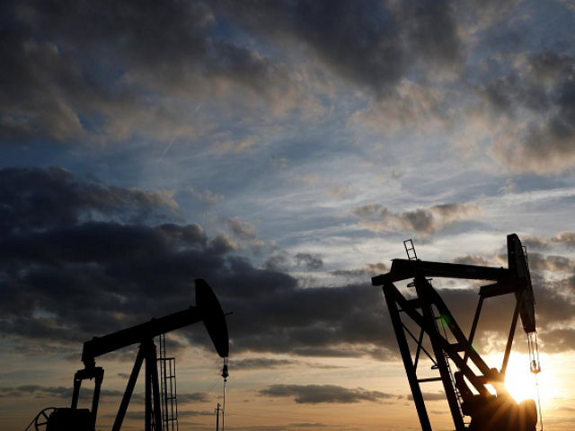 Oil touches 3½-year high after USA  quits Iran deal