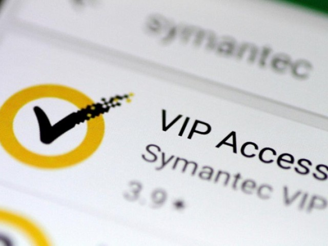 Symantec shares lose one third of value overnight