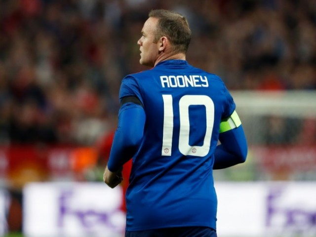 Everton management want Wayne Rooney to stay