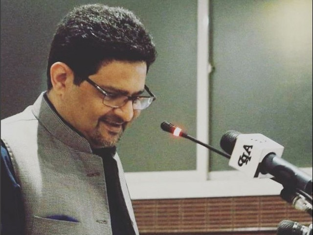 Finance Minister Mifta Ismail. PHOTO COURTESY: INSTAGRAM @MIFTAHISMAILOFFICIAL