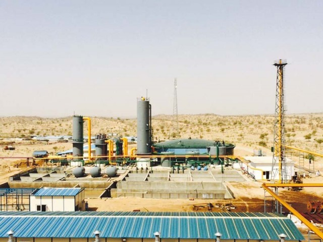Thar Coal power plant PHOTO: EXPRESS/FILE
